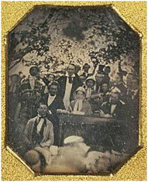 Fugitive Slaw Law Convention, August 1850